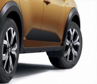 Sandero Stepway III - Mudguards set Front (Dacia Original)
