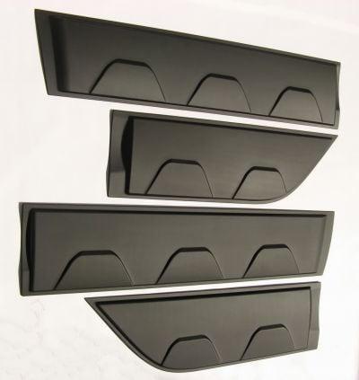 "Sandero II/ Sandero Stepway, Logan II/ Logan II MCV - Baguettes de protection latérale de portes kit ""Safari"""