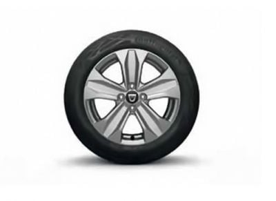 "Dacia Sandero III - Alloy Wheel Rim Amaris 16"" (6,5 J 16 4 45) (Dacia Original)"