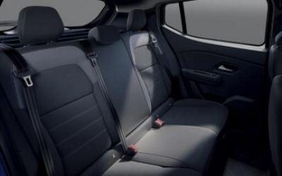 Sandero III / Stepway III - Pare-soleil pour vitres latérales (Dacia Original)