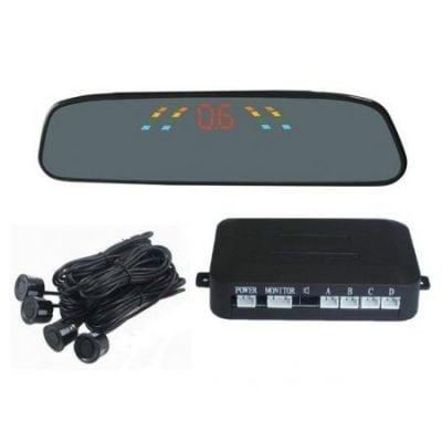 Dacia - Sensores de aparcamiento traseros con espejo de pantalla