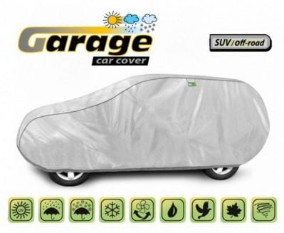 """Duster / Lodgy / Dokker - Outdoor cover """"All Seasons"""""""