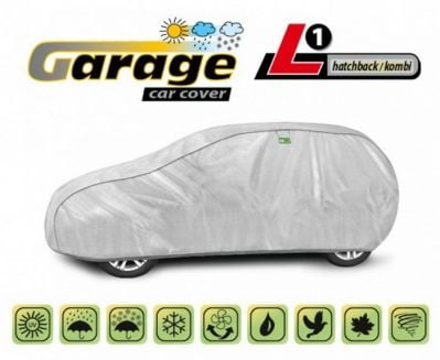 """Renault Clio - Outdoor cover """"All Seasons"""""""