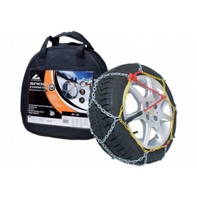"""Duster (2013-2018) - Snow chains set 17"""""""