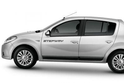 Sandero - Stepway Autocollant - v1