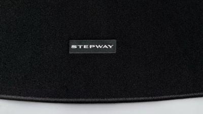 Sandero Stepway III - Textile boot mat (Dacia Original)