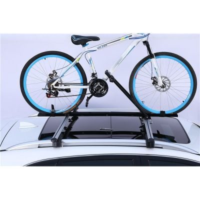 K39 Orion Lock bike rack with crossbar mounting