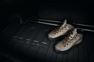 Renault Talisman - Boot protection tray (Renault Original)