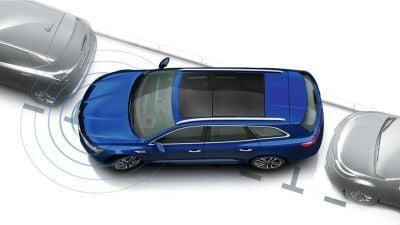 Renault Talisman - Sensores de aparcamiento delantero (Renault Original)