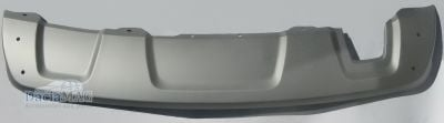 Duster (2010-2017) - Rear bumper underguard (Dacia Original)