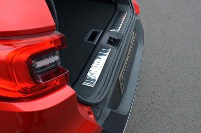 Renault Kadjar - Seuil de coffre Chromé