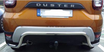 Duster II (2018-2021) - Barra di protezione posteriore (Dacia Original)