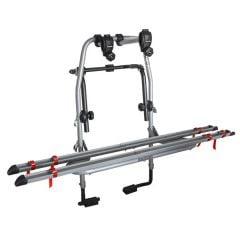 Portabicicletas Menabo Logic 2 para 2 bicicletas con portón trasero