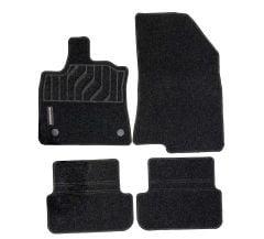 Dacia Sandero III - Esteras del piso textil Confort (Dacia Original)