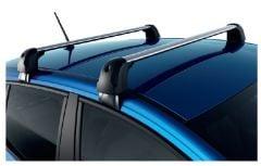Sandero III - Barras de techo travesaños (Dacia Original)
