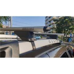 Dacia Duster I (2013-2018) - Roof rack cross bars Menabo Profile M