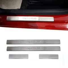 """Duster II / Duster I  - Door sills """"Exclusive"""" - front and rear"""