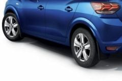 Sandero III - Mudguards set Front (Dacia Original)