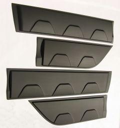 "Sandero II/ Sandero Stepway/ Logan II/ Logan II MCV - Side protection mouldings kit ""Safari"""