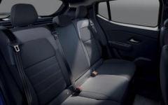 Sandero III / Stepway III - Sun shades for side windows (Dacia Original)
