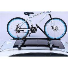 Soporte para bicicletas K39 Orion Lock con montaje en barra transversal