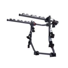 K39 Travel bicycle holder for 3 bicycles with tailgate / trunk mounting