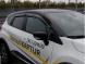 Renault Captur (2013-) - Deflecteur d'air ensemble avant et arrière