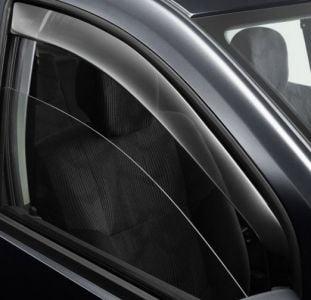 Duster (2010-2017) - Deflectores delanteras del viento (Dacia Original)