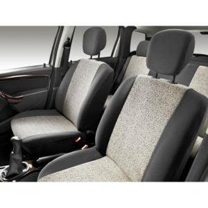 "Duster - Fundas de asientos ""Elegance"" (Dacia Original)"
