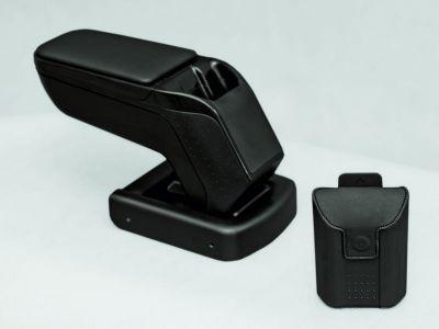 Dokker/Lodgy (2012-2015) - Premium Apoyabrazos con bolsillo portátil