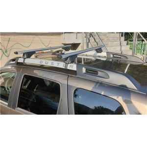 Dacia Duster I (2013-2018) - Barres de toit transversales Menabo Profile M