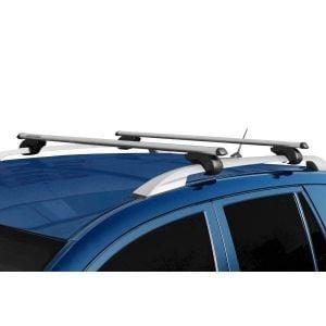 Dacia Duster II (2018-2021) -  Barres de toit transversales Menabo Brio