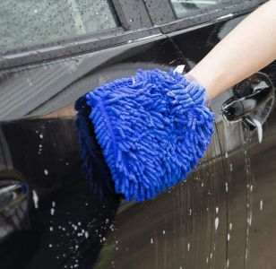 Dacia - Car Wash Glove