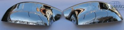 """Dacia - Mirror covers set """"Chrome"""" (Dacia Original)"""