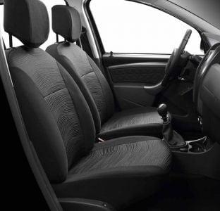Duster (2013-2017) - Fundas de asientos conjunto (Dacia Original)