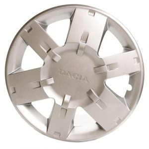 """Dacia - Enjoliveur de roue Bucharest 15"""" (Dacia Original)"""