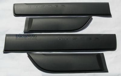 Duster II (2018-2020) - Side protection mouldings kit (Dacia Original)