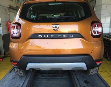 """Duster II (2018-2021) - Difusor trasero """"Elite"""""""