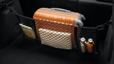 Duster (2010-2020) - Vertical cargo net (Dacia Original)