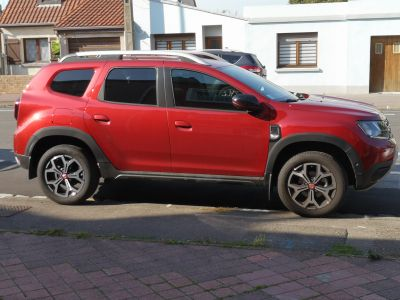 Duster II (2018-2021) - Fender flares set (compatible with 360 view camera) (Dacia Original)