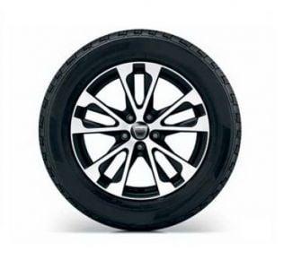 """Duster II (2018-2021) - Wheel Rim 17"""" Parana (Dacia Original)"""