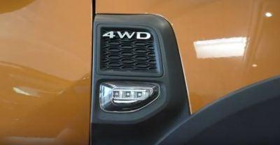 "Duster II (2018-2021) - Luces de posición laterales con LED ""Chrom Black"""
