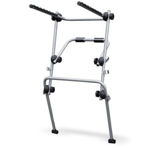 Menabo Support vélo principal pour 3 vélos avec hayon / coffre