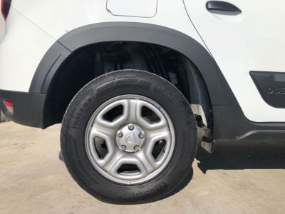 """Duster II (2018-2021) - Fender flares set """"Safari""""  (compatible with side camera system)"""