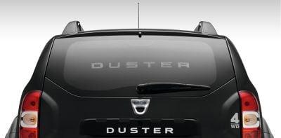 Duster (2010-2017) - Rear windshield Sun shades (Dacia Original)