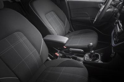 Duster II (2018-2021) - Premium Armrest Black Edition