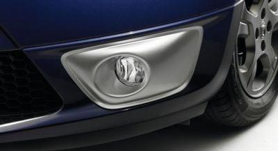 Sandero II/ Logan II - Fog light trims (Dacia Original)