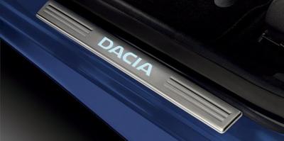 Dacia - Umbrales de puerta iluminados (Dacia Original)