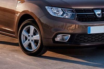 Sandero II (2017-) / Logan II - Fog light trim- right side (Dacia Original)