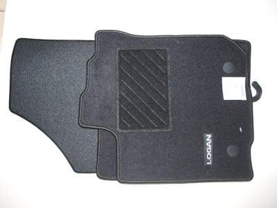 Logan II - Esteras del piso textil (Dacia Original)